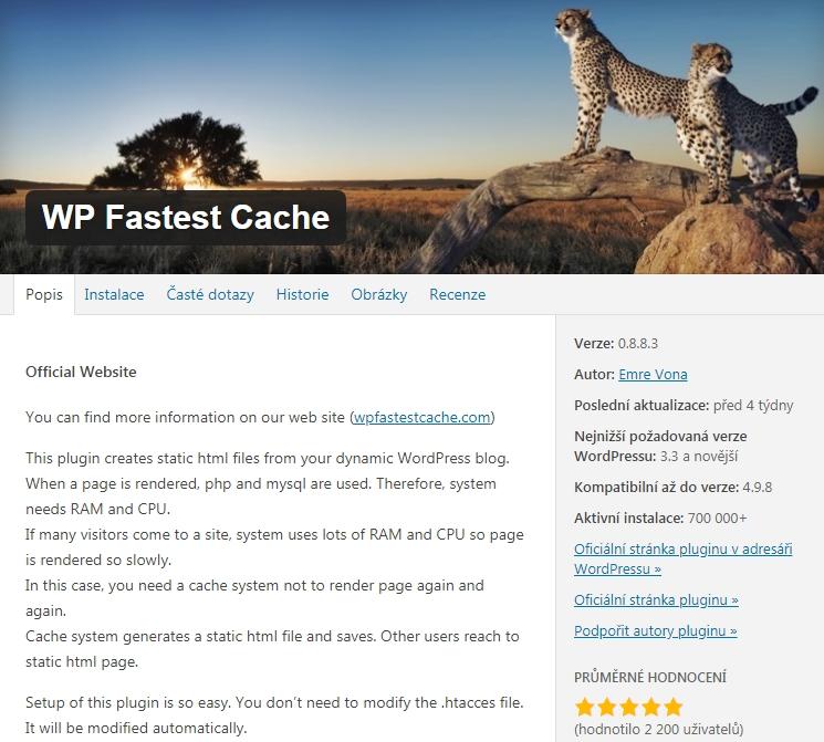 fastest-cache-efektivnicesta