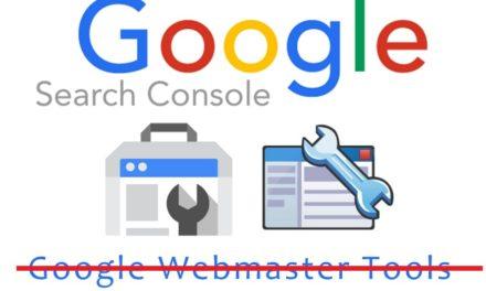Jak na Google Search Console
